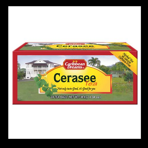 $6 74 - Caribbean Dreams Cerasee Tea (Box Contains 24 Teabags) #ebay
