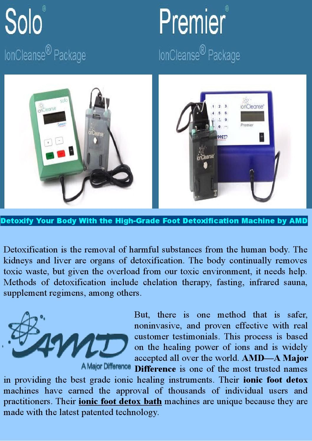 Detoxify your body with the high grade foot detoxification machine detoxify your body with the high grade foot detoxification machine by amd foot detox nvjuhfo Images
