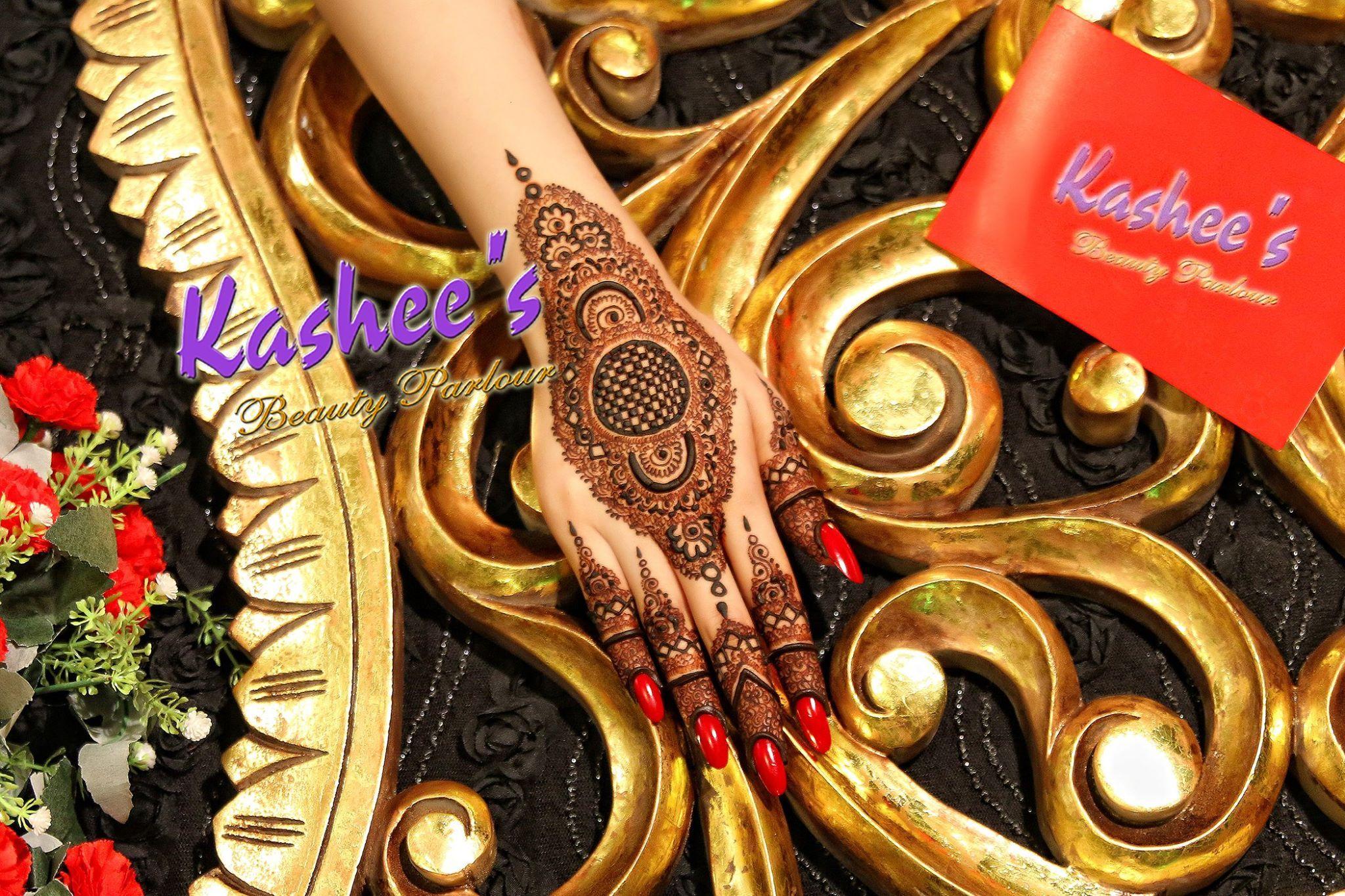 Bridal Mehndi Rates In Karachi : Design by kashee s beauty parlour bridal mehndi designs
