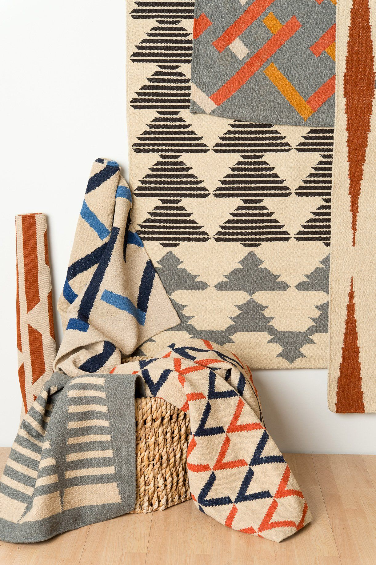 Wool Dhurrie 5 X 8 Dhurrie rugs, Rugs, Custom homes