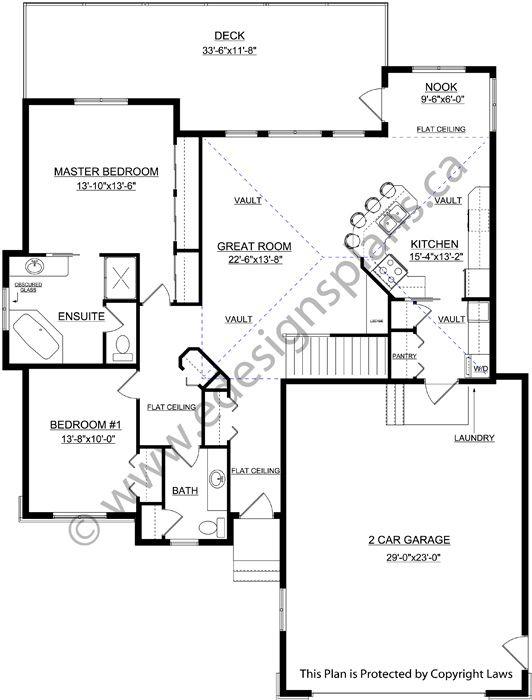 bungalow house plan 2012653 edesignsplans ca bungalow