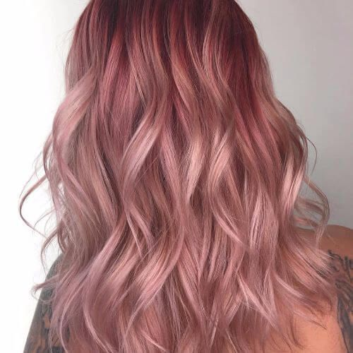 50 Sweet Strawberry Blonde Hair Color Ideas Pastel Pink Hair