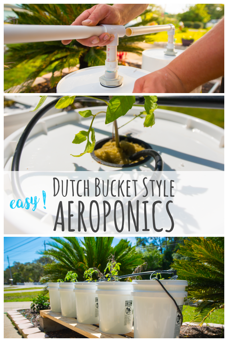 medium resolution of diy dutch bucket aeroponics easy