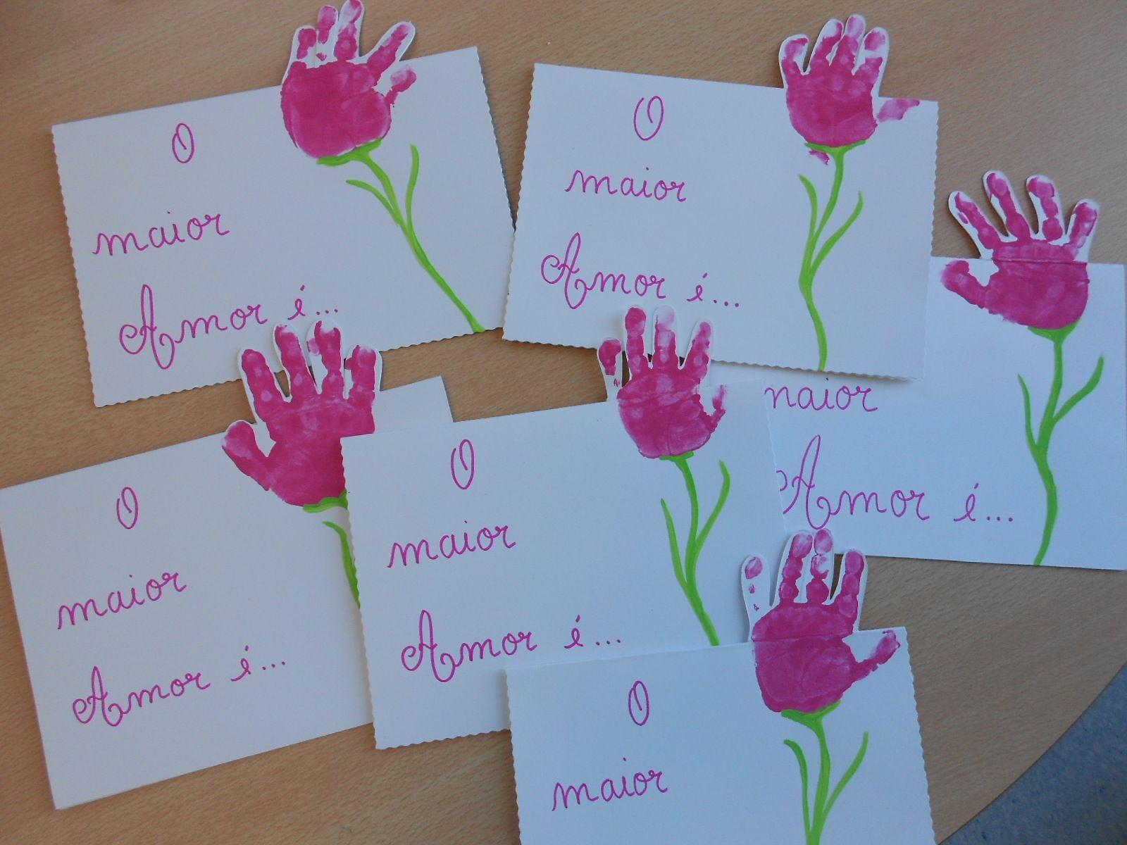 Dia Da Mãe Dia Da Mae Mom Day Mothers Day Crafts E Preschool Gifts