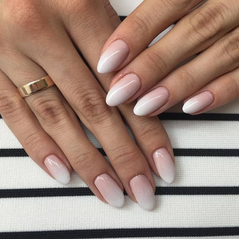Awesome 35 Great Ideas For Almond Nails Manageable And Attractive Check More At Http Newaylook Com Bes Almond Acrylic Nails Ambre Nails Short Acrylic Nails
