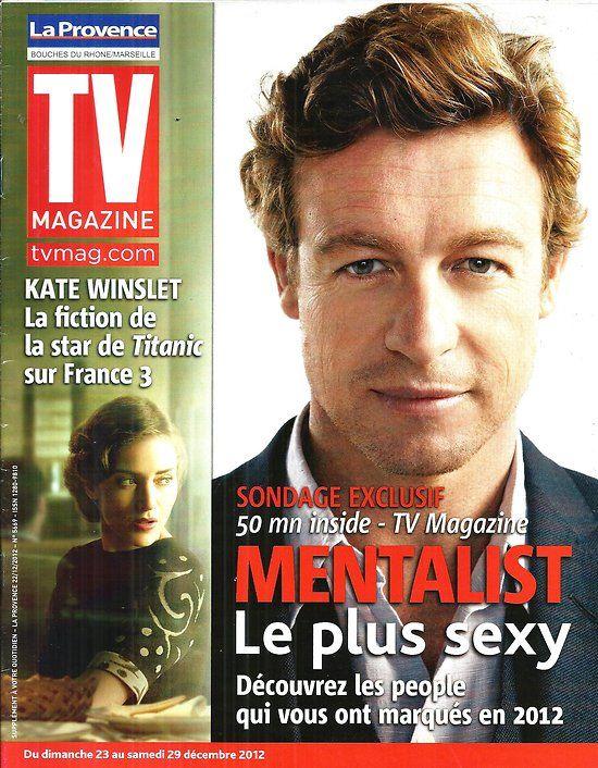 Épinglé sur TV Magazine
