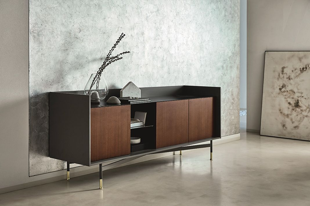 Ditre Italia Dialogo The New Line Of Furniture With A Fabric