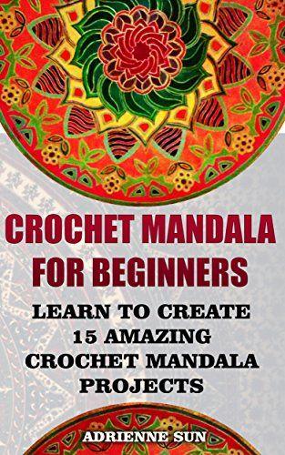 You Spin Me Round (Like a Mandala)! 10 Free Mandala Crochet Patterns #crochetmandalapattern