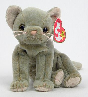 c28c5d14532 Scat - cat - Ty Beanie Babies......... this was like my favorite thing in  the world when I was 5