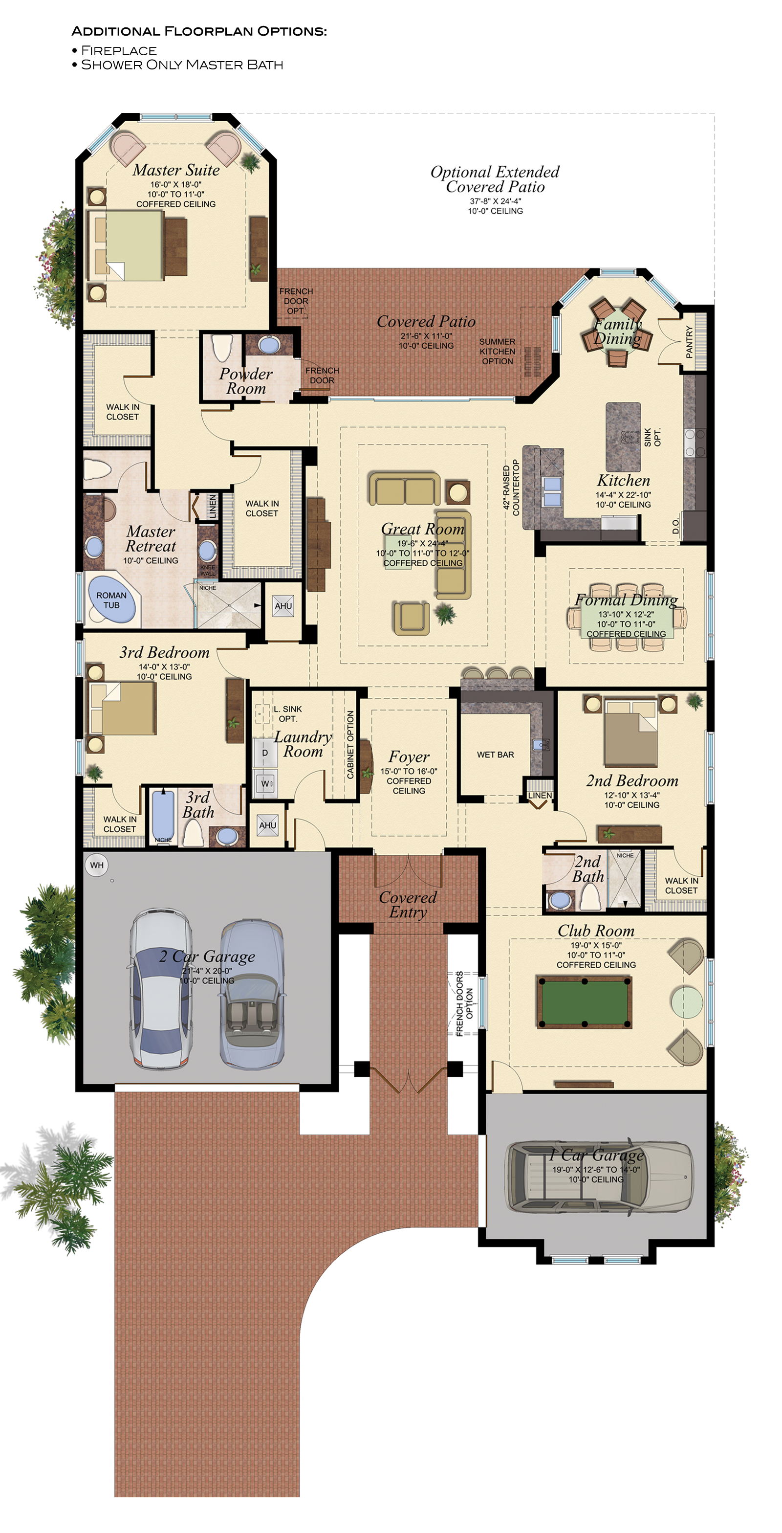 GL Homes in 2019 | Floor plans, Architectural house plans ... on townhouse plans florida, kitchen cabinets florida, cottage plans florida, open floor plans florida, swimming pool plans florida,