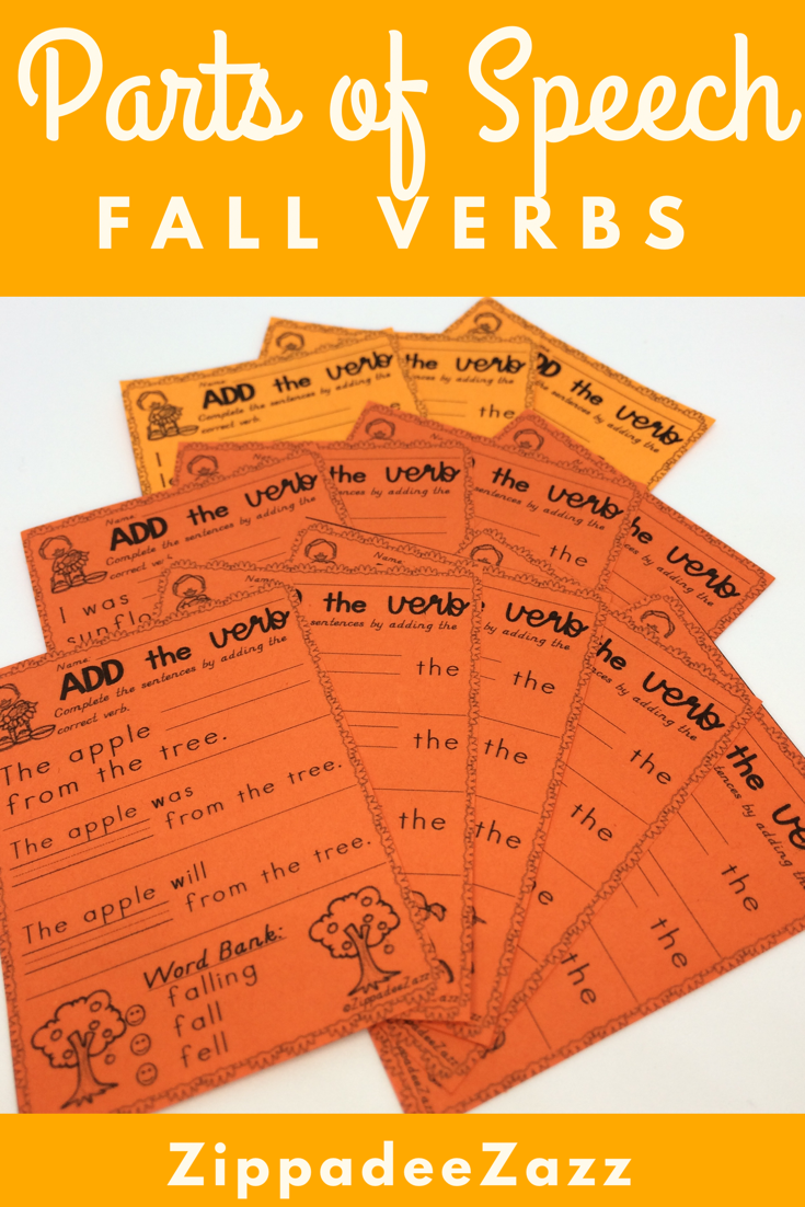Parts Of Speech Can Be Difficult And Dreary Concept For Many Kids But You Can Quickly Turn That Parts Of Speech Parts Of Speech Worksheets Verbs Kindergarten [ 1102 x 735 Pixel ]