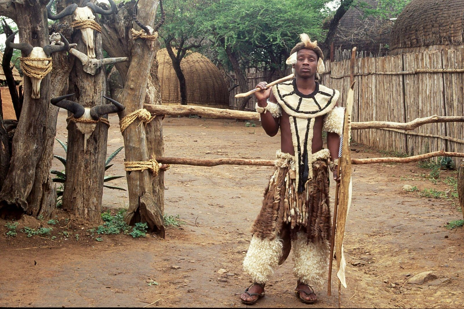 Image Result For Zulu Traditional Attire