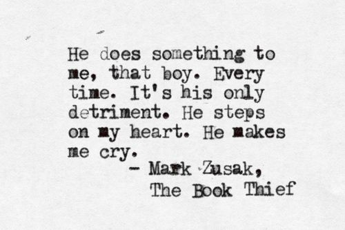 markus zusak the book theif the best book i have ever it is the book thief what an incredibly heart breaking book