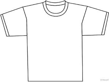 tee rrific t shirt template and blank template 2 sizes students design an about me shirt to hang on a clothesline for back to school