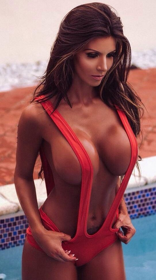 woman Gorgeous busty