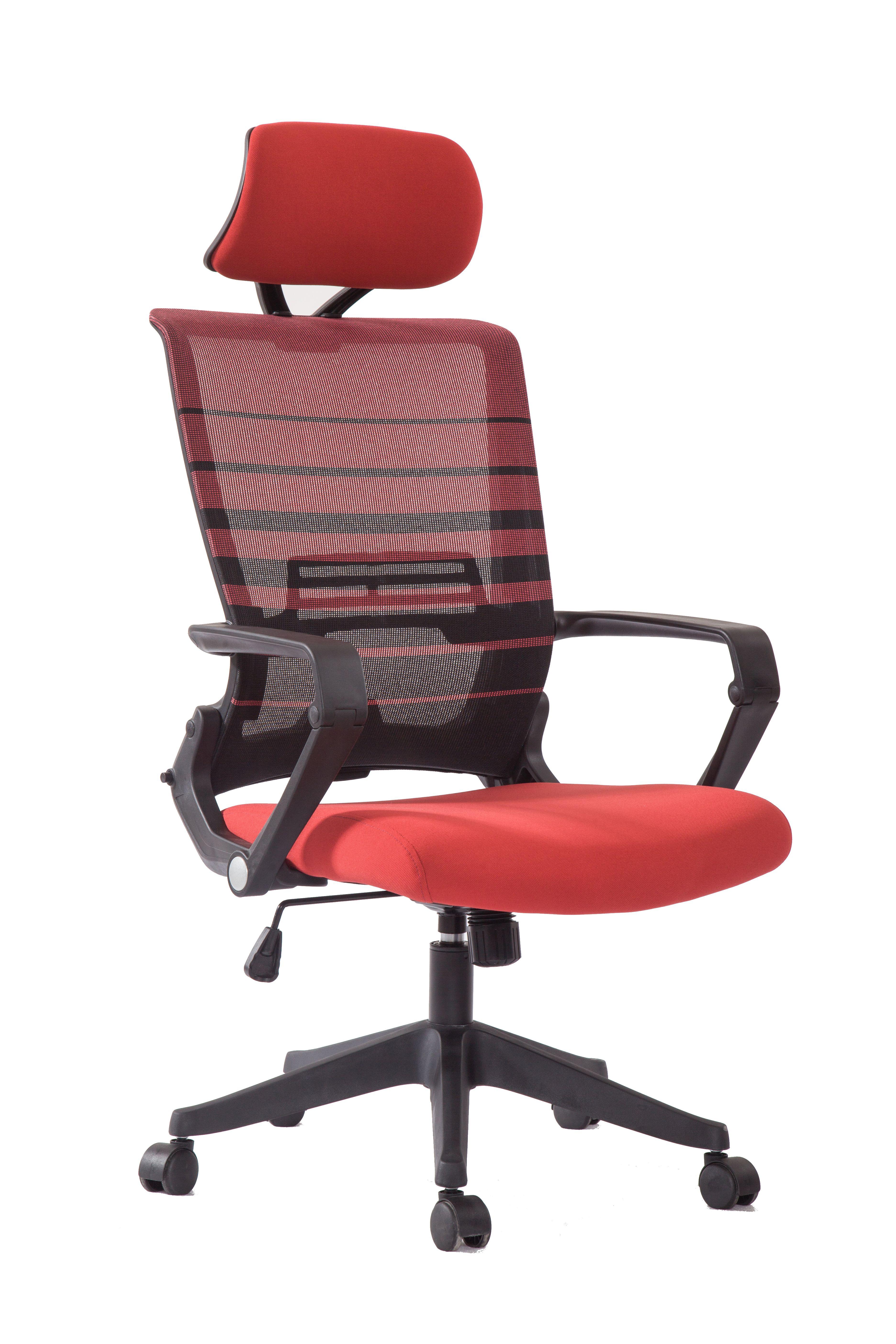 Foldable back black frame mesh for back fabric for seat