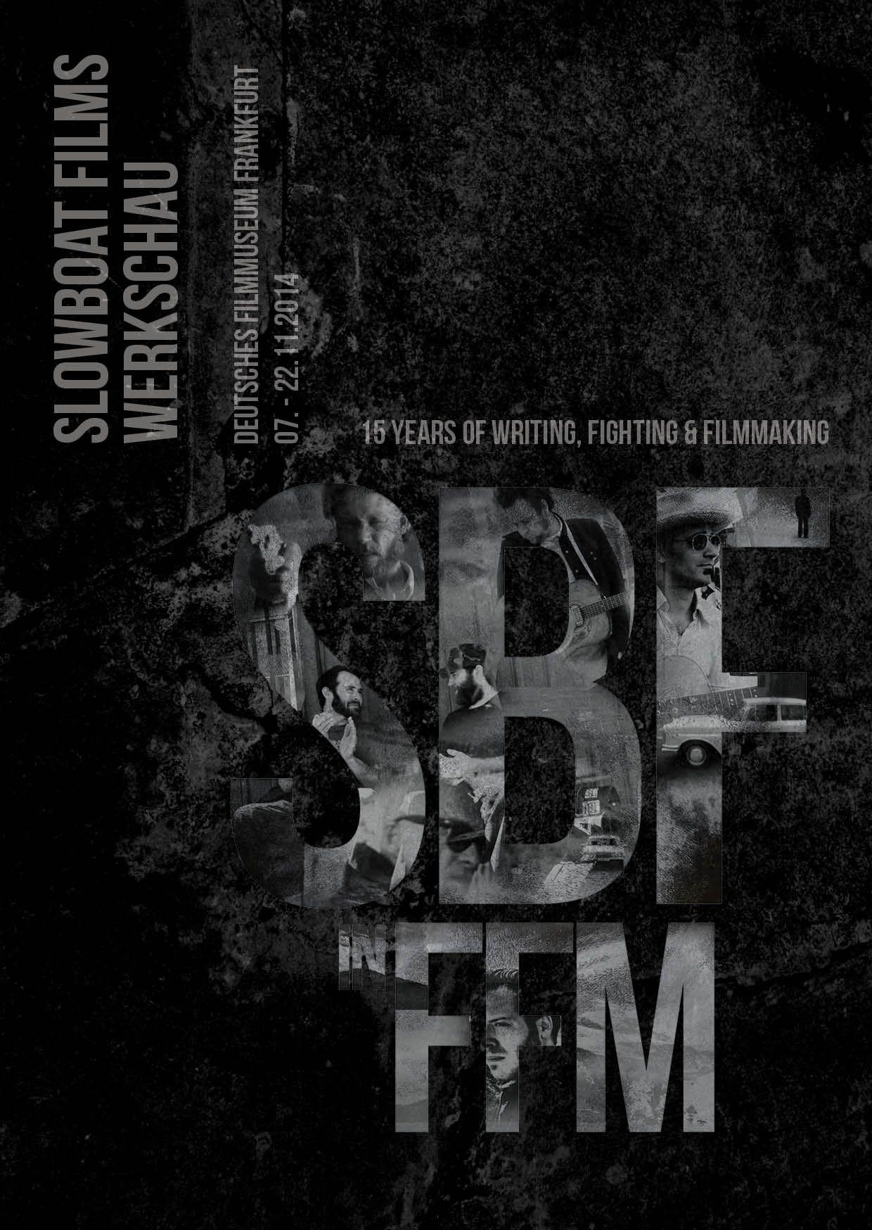 SLOWBOAT FILMS RETROSPECTIVE GERMAN FILMMUSEUM Nov. 2014