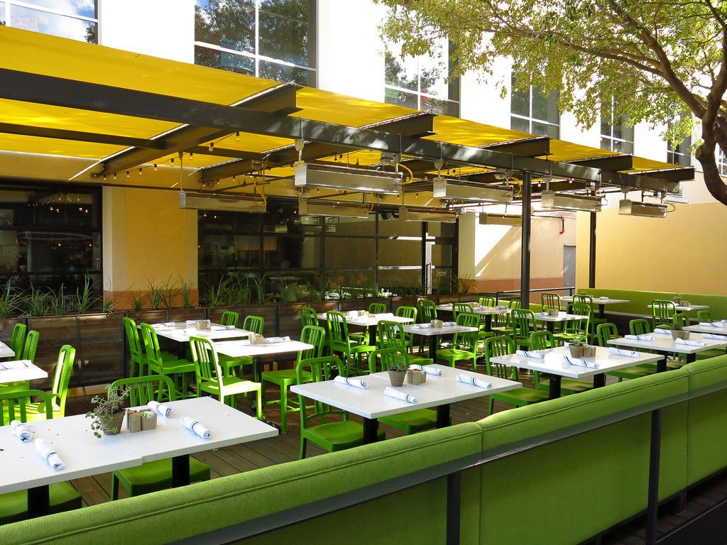 True Food Kitchen patio in Dallas: on my list! | places we ...