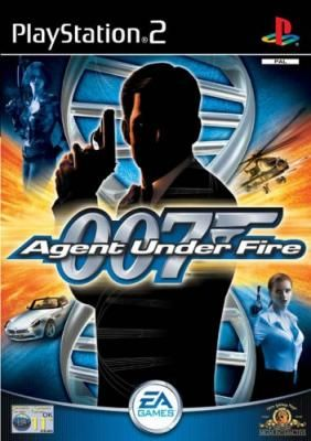 Auctionit Org Uk James Bond Agent Under Fire Ps2 Xbox Games