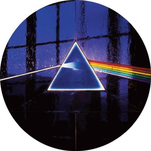 PINK FLOYD - THE DARK SIDE OF THE MOON SACD Design and
