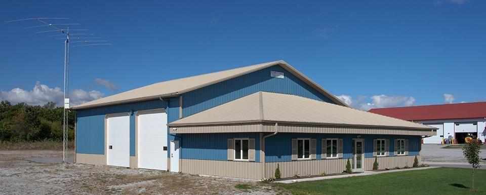 Commercial Buildings Lake County Merrillville Indiana Post Frame Building Building Building A Pole Barn