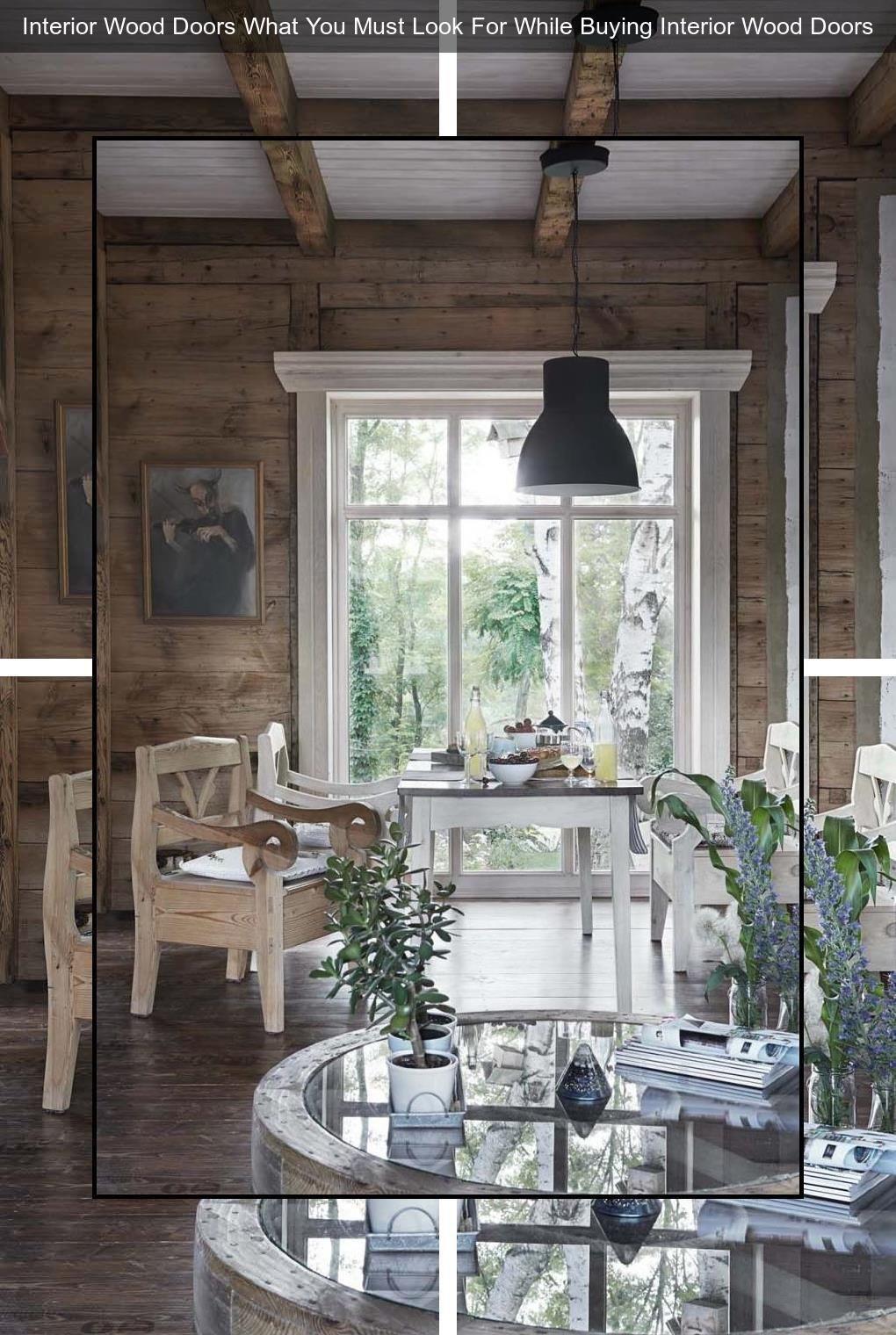 Photo of External Wooden Doors | 8 Panel Doors Interior Door | Prehung Interior Glass Pan…