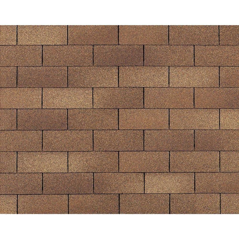 Owens Corning Supreme Ar Desert Tan 3 Tab Shingles 33 3 Sq Ft Per Bundle Asphalt Roof Shingles Shingling Roof Shingles