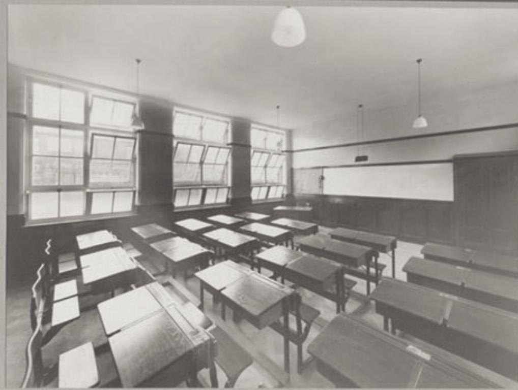Radcliffe Secondary School Class Room