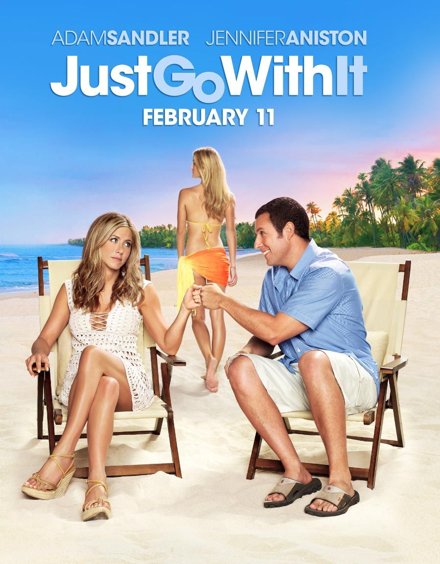 Adam Sandler is my favorite actor and Jennifer Aniston is