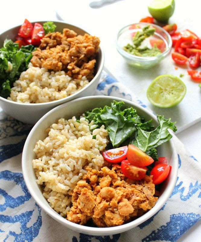 Low Fodmap Chickpea Burrito Bowl Tara Rochford Nutrition