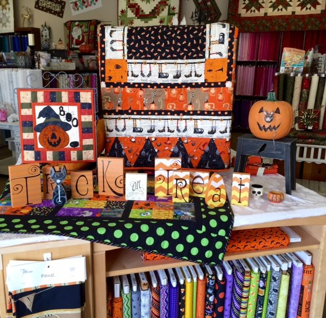 Tiny Stitches quilt shop | Halloween at last! | Pinterest | Stitch : quilt shops in ri - Adamdwight.com