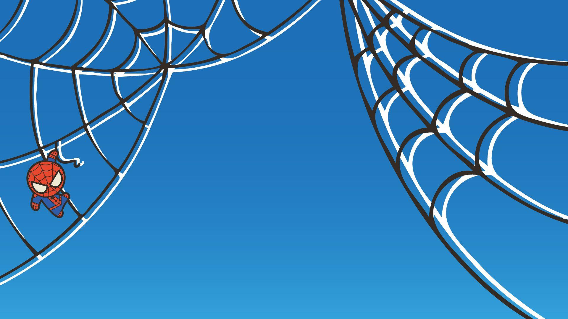 [1920x1080] [PS4] Cute Spiderman Wallpaper Need iPhone