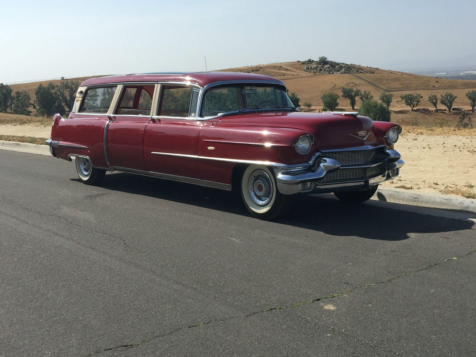 '56 Cadillac Broadmoor Skyview Wagon