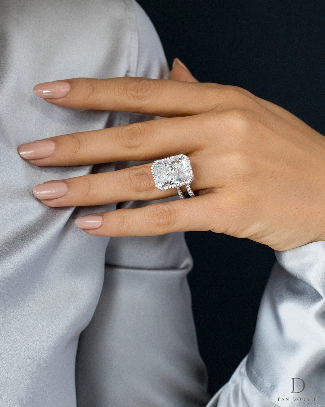 Perfection In Its Most Perfect Form In 2020 Engagement Ring White Gold Unique Engagement Rings Dream Engagement Rings
