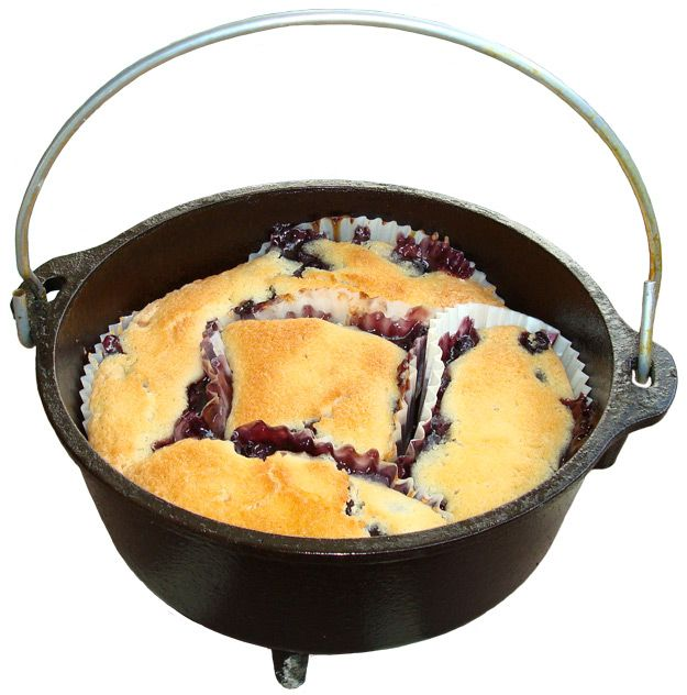 Dutch Oven Blueberry Cobbler Recipe If You Are Looking For