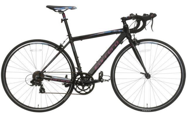 Carrera Zelos Womens Road Bike 43 46cm Frames Road Bike Road