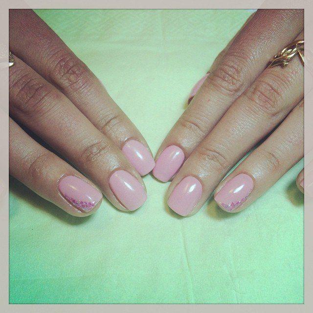 soft nails design shellac kodi gelpolish | Nail\'s design | Pinterest