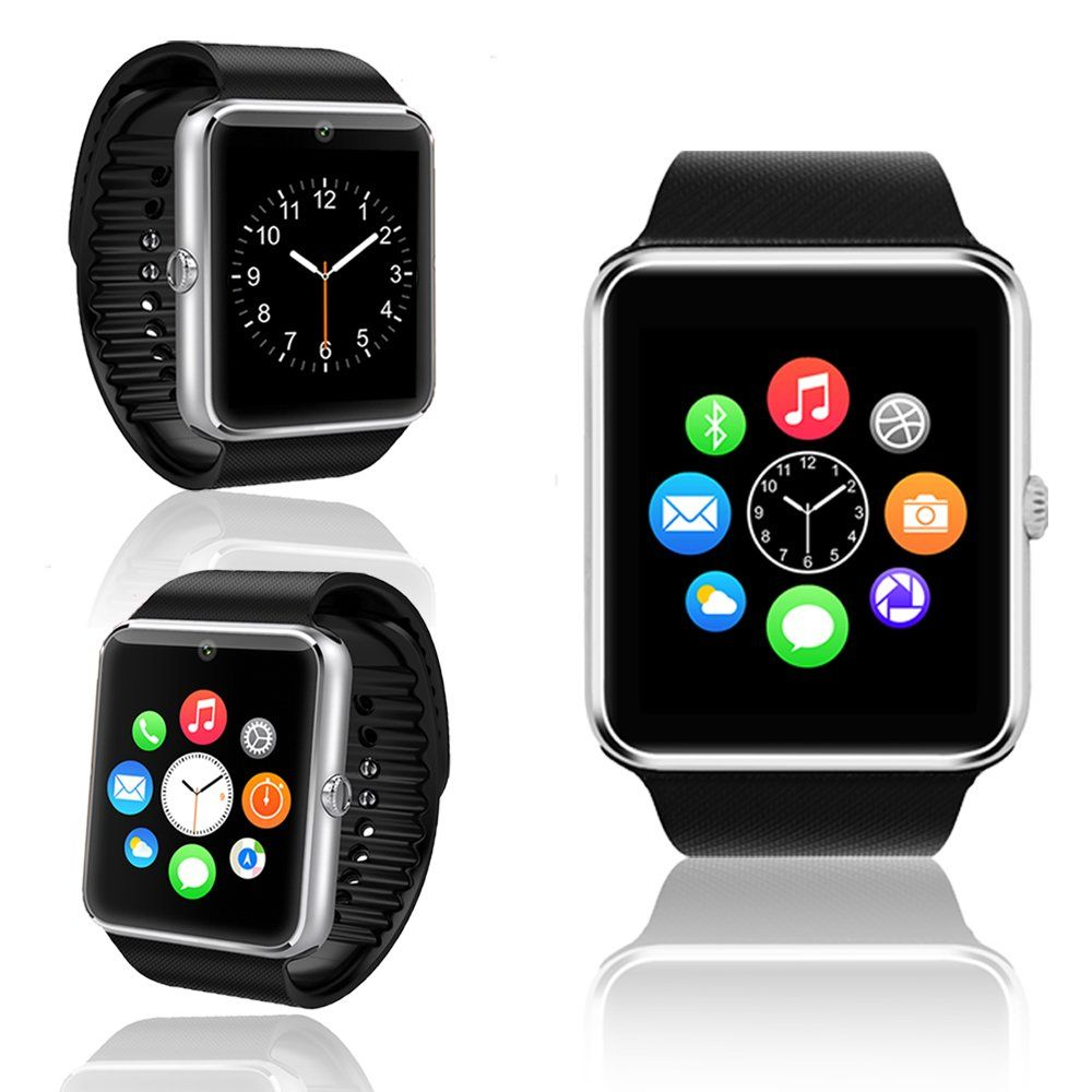 inDigi Bluetooth Smart Watch Phone For iPhone 6 plus