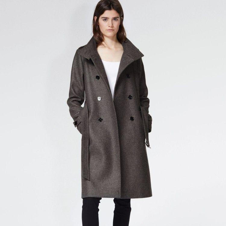Hallhuber mantel coat