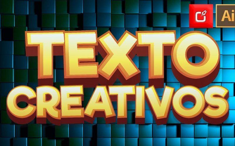 Como Hacer Texto Creativo Illustrator Tutoriales De Ilustrador Libros De Diseño Gráfico Diseño De Libros