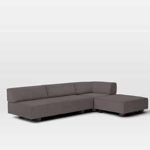 Sofa Beds Tillary Modular Seating Set Two Sofa Back Support Cushions