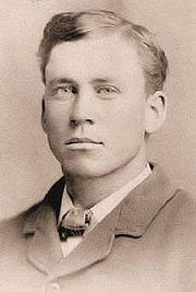 c1885. Almanzo Wilder (1857-1949)