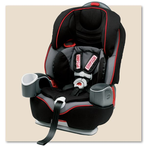 racing car seats for babies home child seats simpson. Black Bedroom Furniture Sets. Home Design Ideas