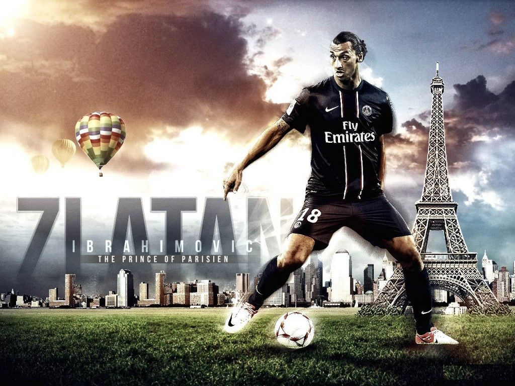 ZlatanIbra Ibrahimovic PSG 2012 2013 HD Best Wallpapers