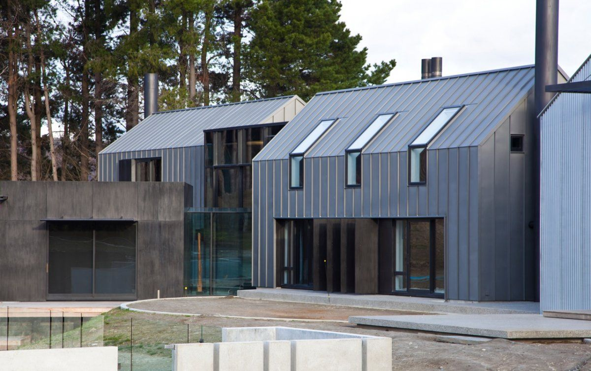 126 Reference Of Roof Structure Standing Seam Metal Roof In 2020 Zinc Roof Roof Cladding Metal Roof Colors