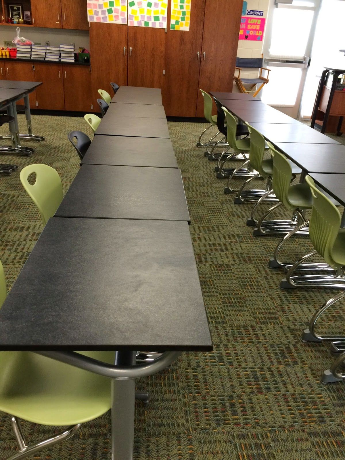 Arranging Desks And Seating Charts At The High School