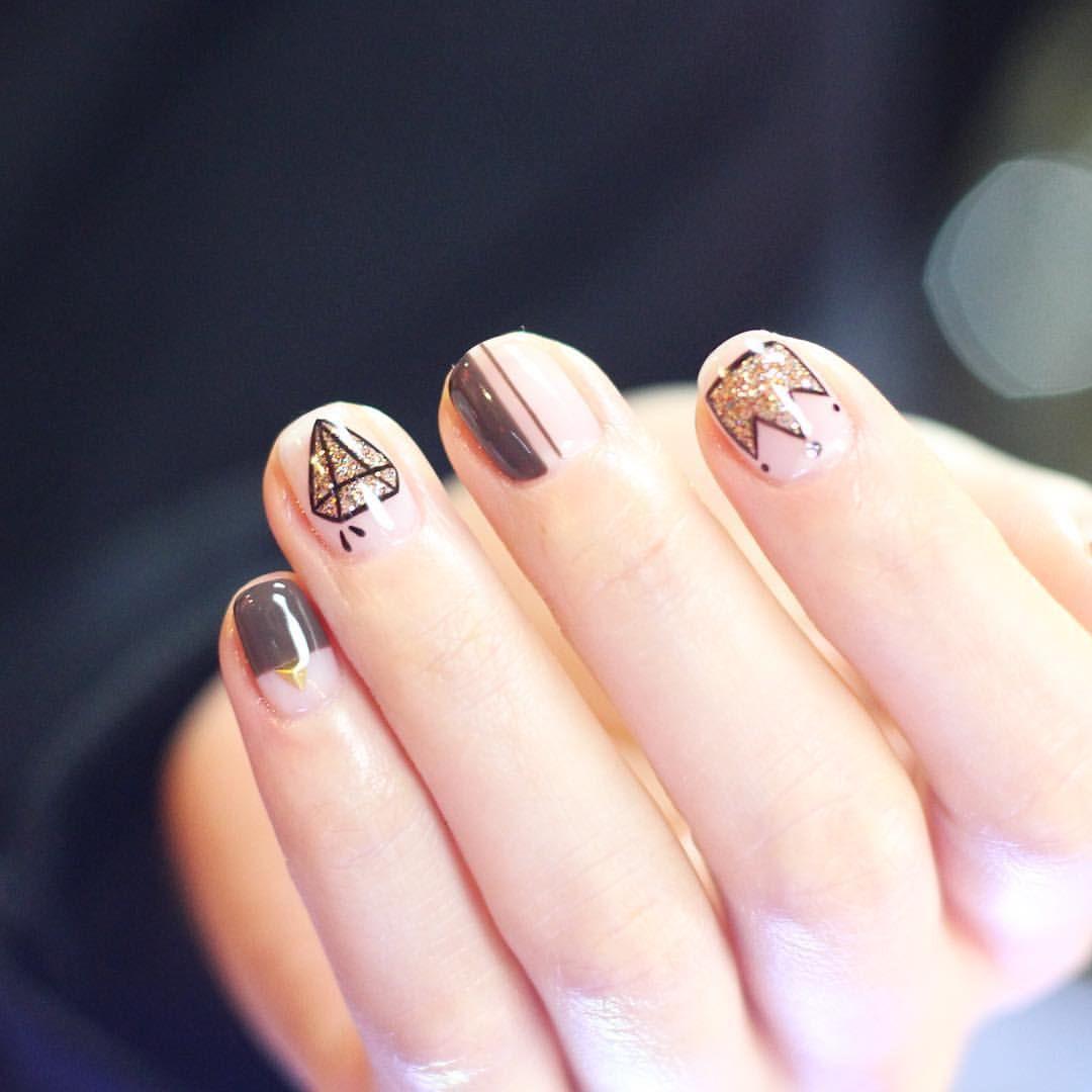 Nail Unistella by EK . Lab   hair, nail&beauty   Pinterest   Nail ...