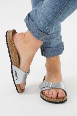 Birkenstock Madrid Sandal - Womens Flats - Birdsnest Australia 3213df3f13c9