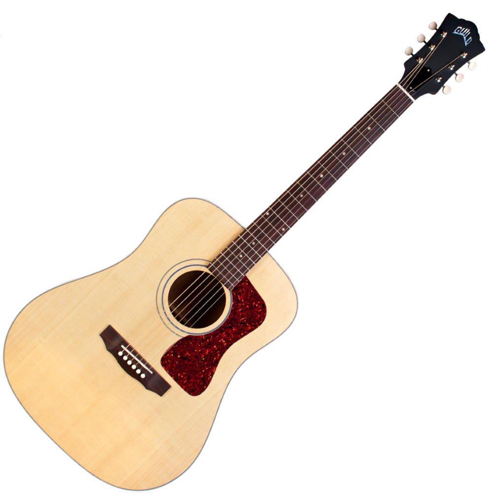Guild D 40 Usa Dreadnought Best Acoustic Guitar Guitar Acoustic Guitar