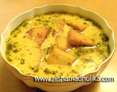 Rajasthani patod curry pitod ki sabzi recipe food pinterest food forumfinder Gallery